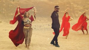 [Video]: DJ Cuppy Ft. Sarkodie – Vybe (Official Video)
