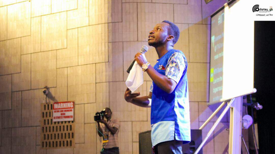 LEKZY DECOMIC LEAVES CROWD IN AWE AT THE MTN MUSIC FESTIVAL 2018
