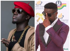 Sarkodie Hints In A Twitter Conversation With Rapper Txt That He Wants To Work On A Musical Project.