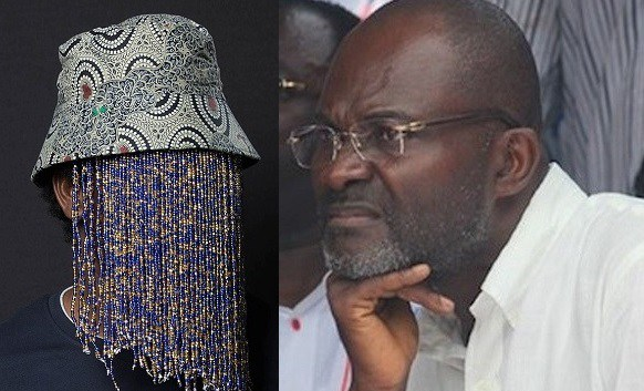 TRUE IDENTITY BEHIND THE FAKE PHOTOS KENNEDY AGYAPONG RELEASED CLAIMING TO BE ANAS