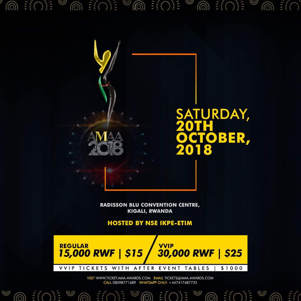 Press Release: AMAA now holds October 20