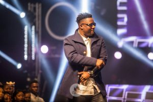 PHOTOS/VIDEO Rapper Obibini had the best performance despite the awkward reception by Nigerian fans.