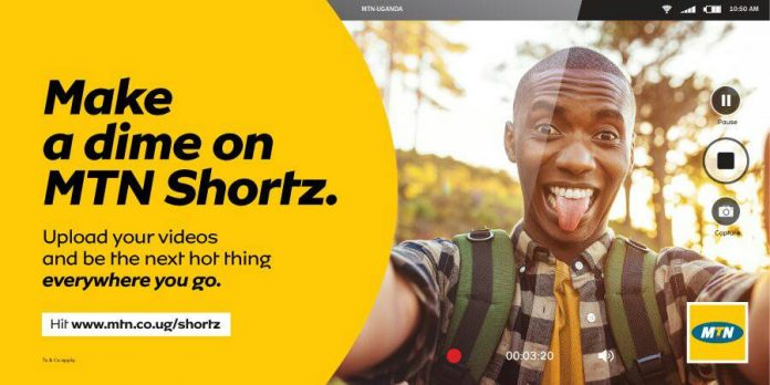 "MTN LAUNCHES ""MTN SHORTZ"" TO HELP CONTENT DEVELOPERS MAKE MONEY FROM THEIR CONTENTS"