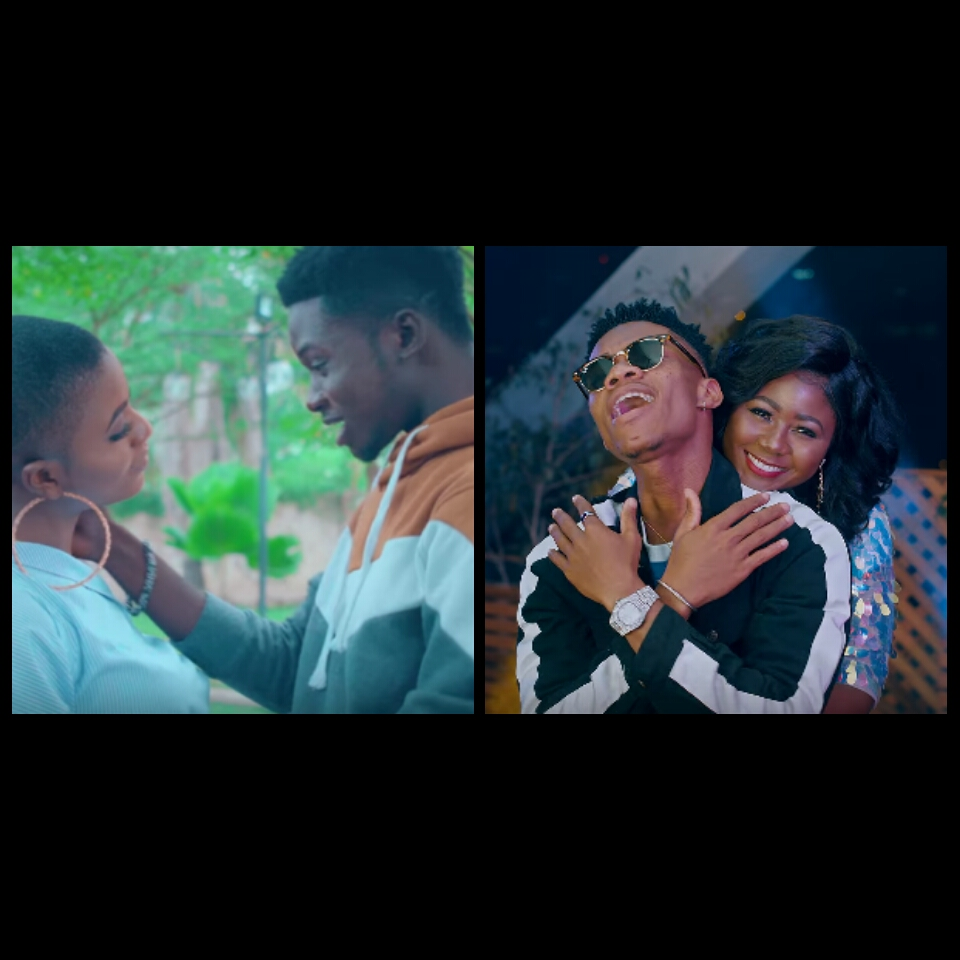 Kuami Eugene & Ahoufe Patri Vs KiDi & Salma Mumin : Which Couple Had The Best On Screen Chemistry