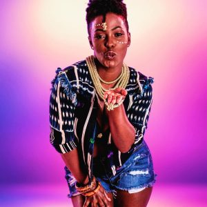 FATi, the Afro-pop star!
