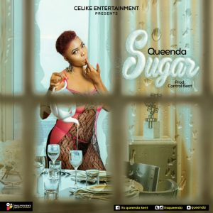 "Queenda outdoors her first single titled ""SUGAR"""