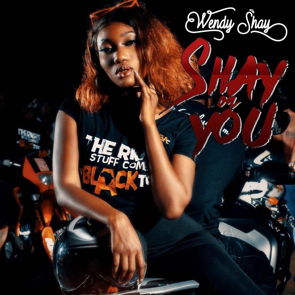 Wendy Shay_SHay On You__3000x3000_Itunes Cover__By C-Darchi Designez_2019