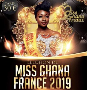 Bill Asamoah, Ahuofe Patri, Nkosuohene and others To Elect Miss Ghana France on April 30th
