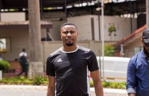 Nigeria comedian Senator arrives in Accra for Easter Comedy on Saturday at AICC