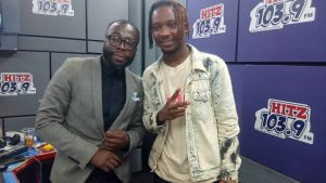 Andy Dosty Praises Jiggy Waz; describes him as Talented