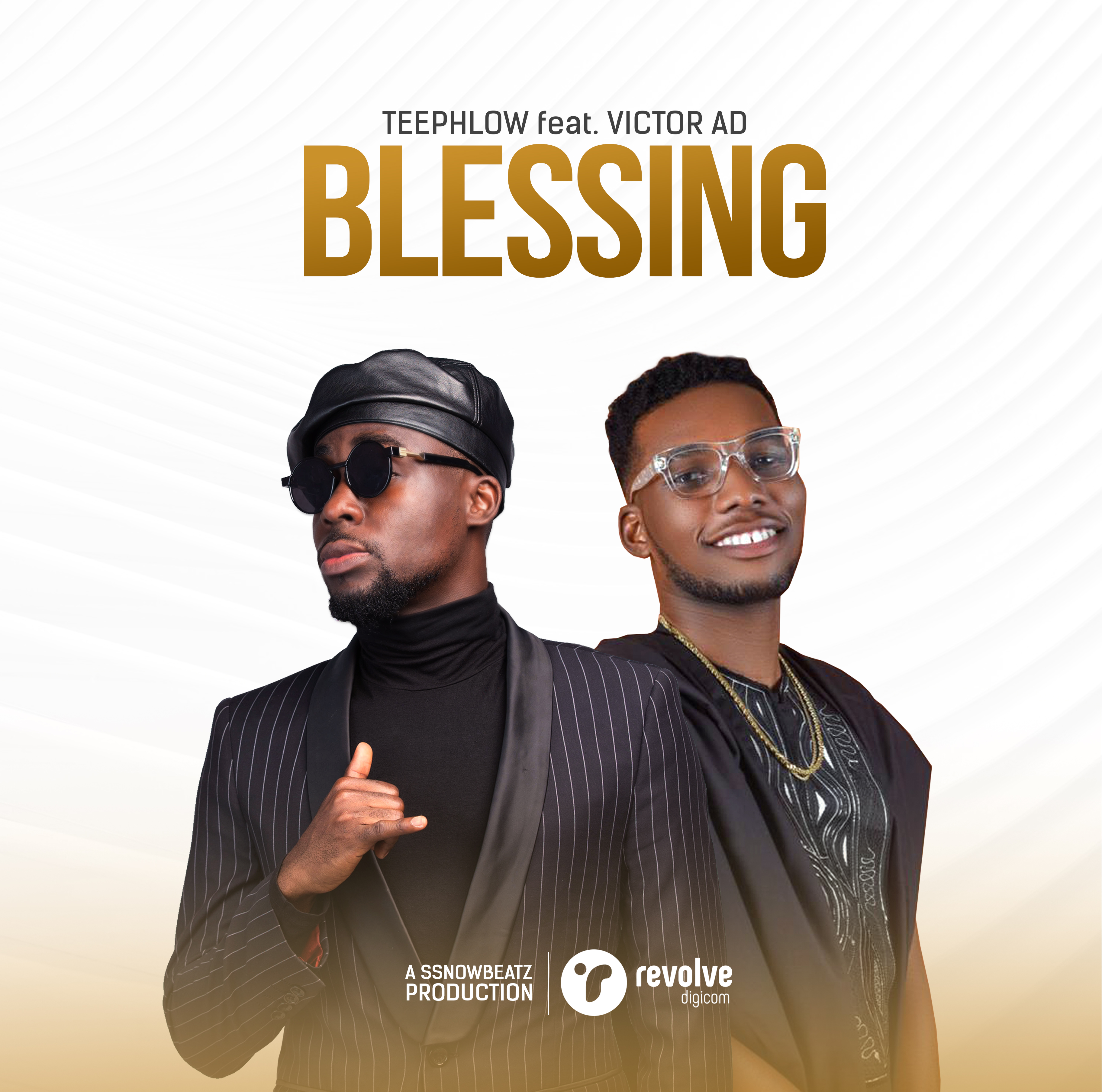 TeePhlow – Blessing ft Victor AD