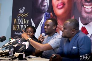Joe Mettle to hold Wind of Revival Concert, 30th June – Perez Dome