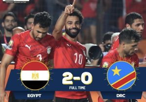 AFCON2019: Salah scores as host, Egypt progresses to the knockout stage of competition.