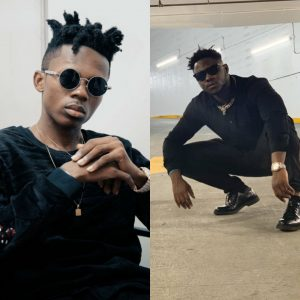 """Strong, I'm Sorry For Involving Your Girl In This Whole Thing"" – Medikal to Strongman"