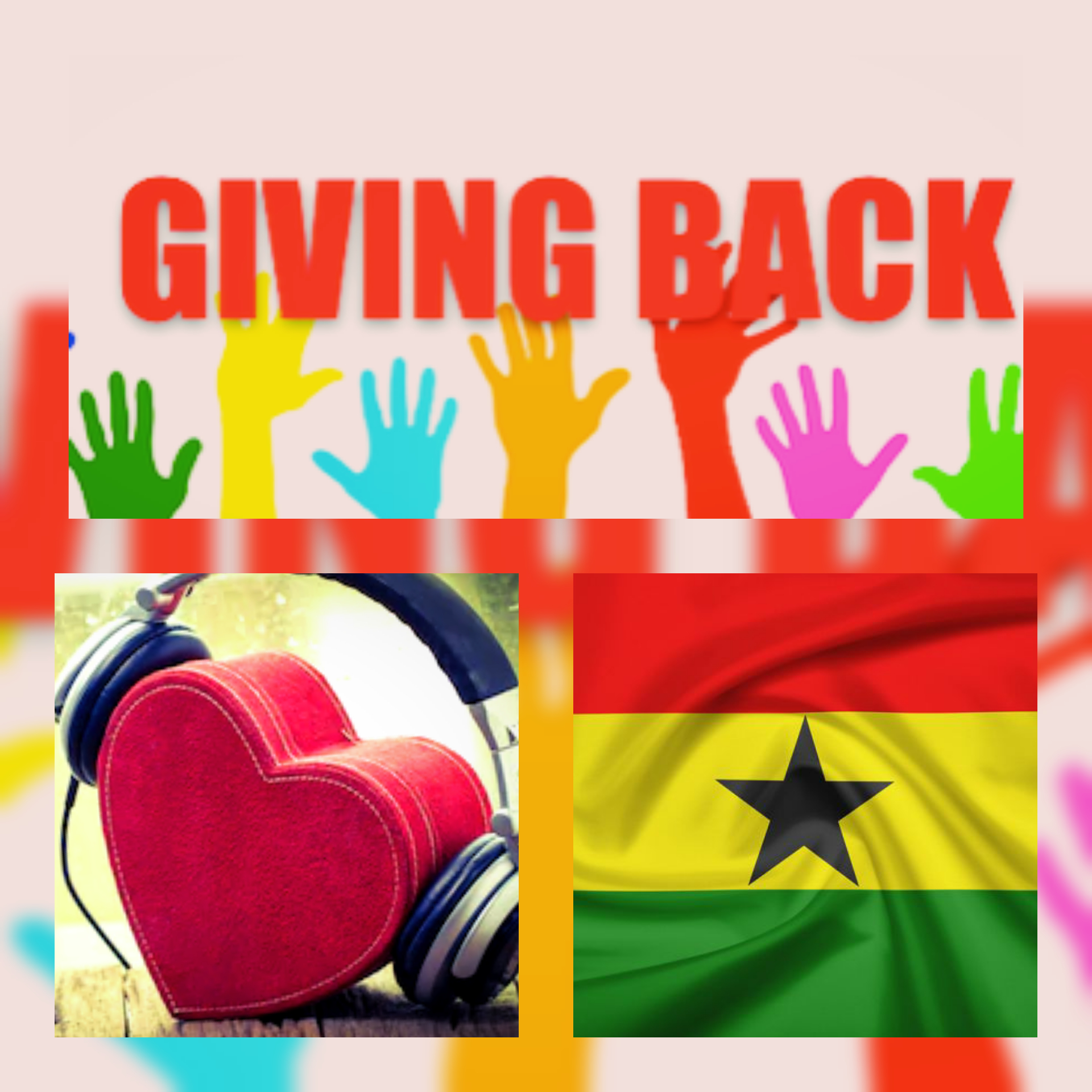 The Ghanaian Musician & Giving Back To Society