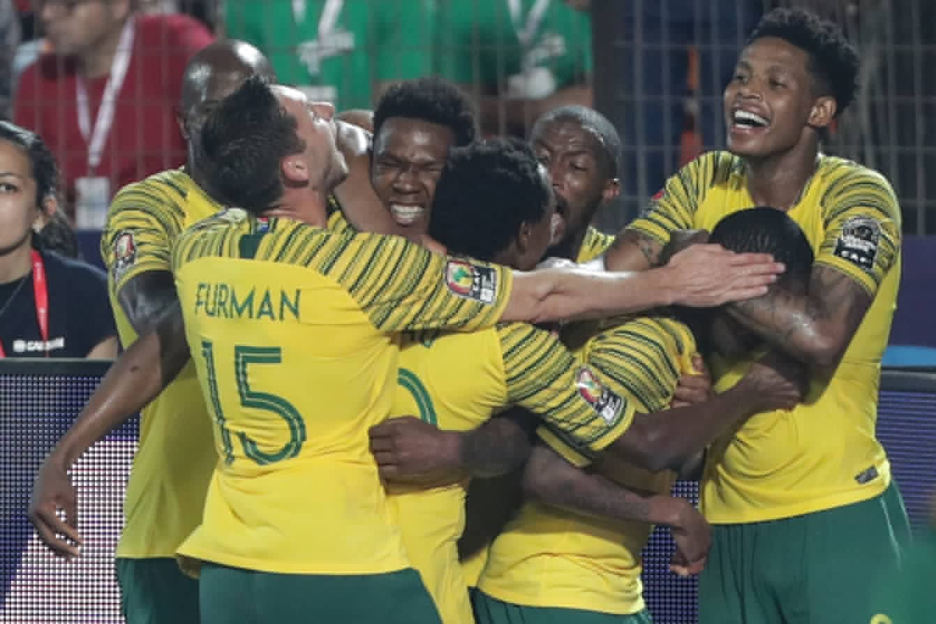 AFCON 2019: It's another SHOCKER as host nation Egypt are knocked out by South Africa