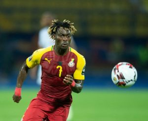 Ghana Faces Guinea-Bissau Today Without Atsu
