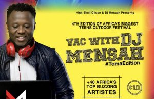 "High Skull Clique and DJ Mensah Presents ""Vac With DJ Mensah"" (#TemaEdition)"