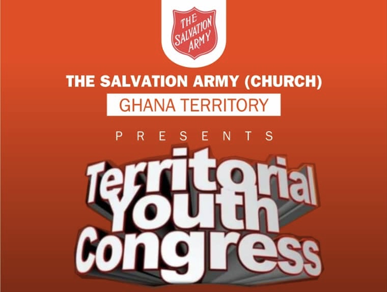 Salvation Army Church presents Territorial Youth  Congress