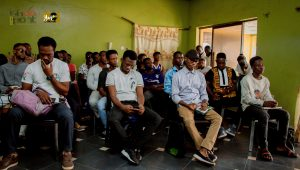 Yve Digital holds First Music And Money Workshop in Kumasi