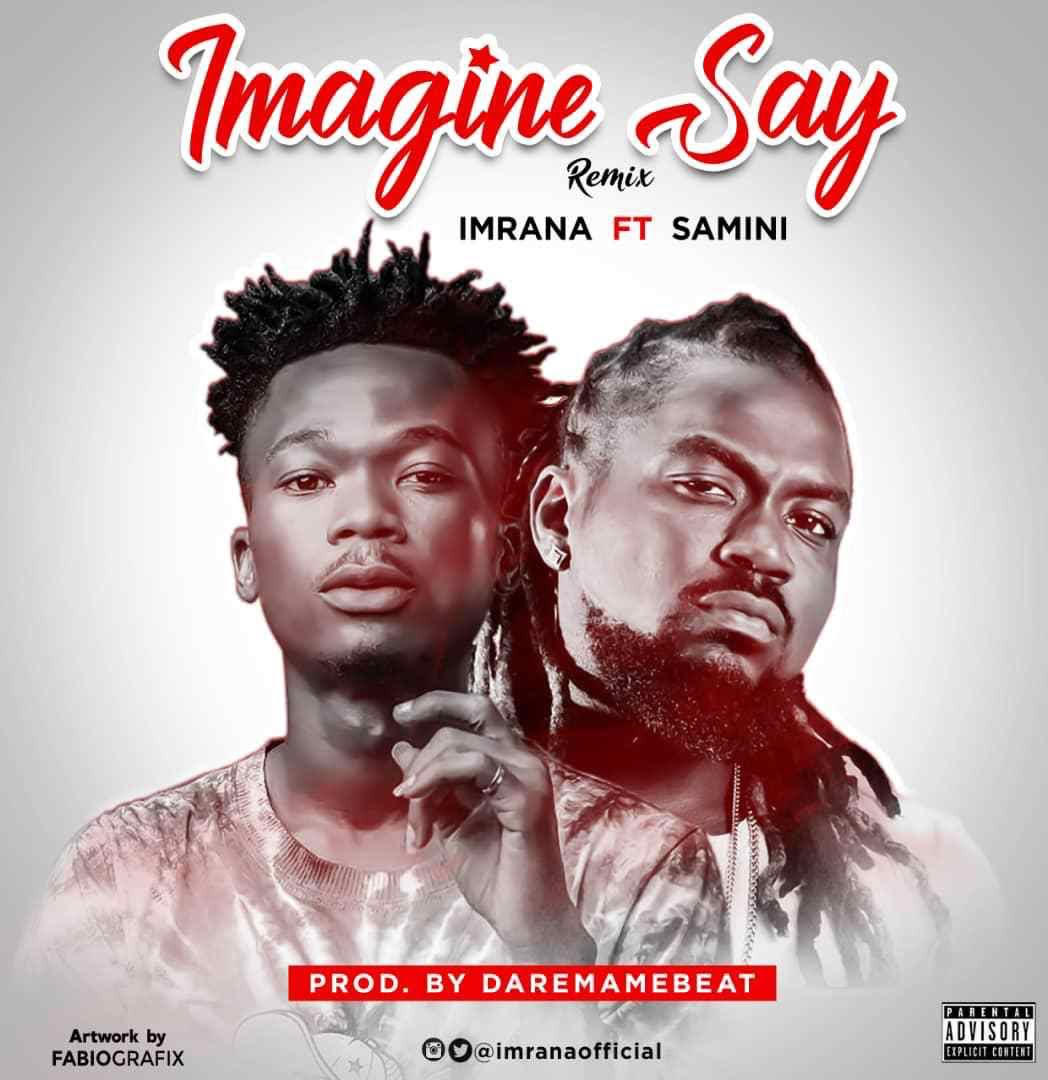 imaginesay rmx