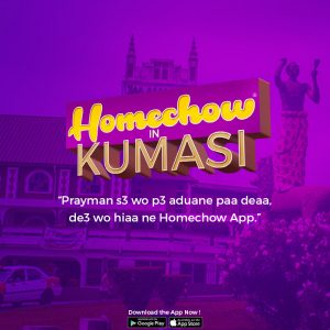 Homechow Expands to the Ashanti Region.