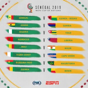 ALL YOU NEED TO KNOW ABOUT THE WAFU 2019 CUP OF NATIONS
