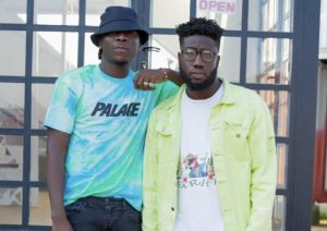 "Gidochi""High With Me"" featuring Stonebwoy"
