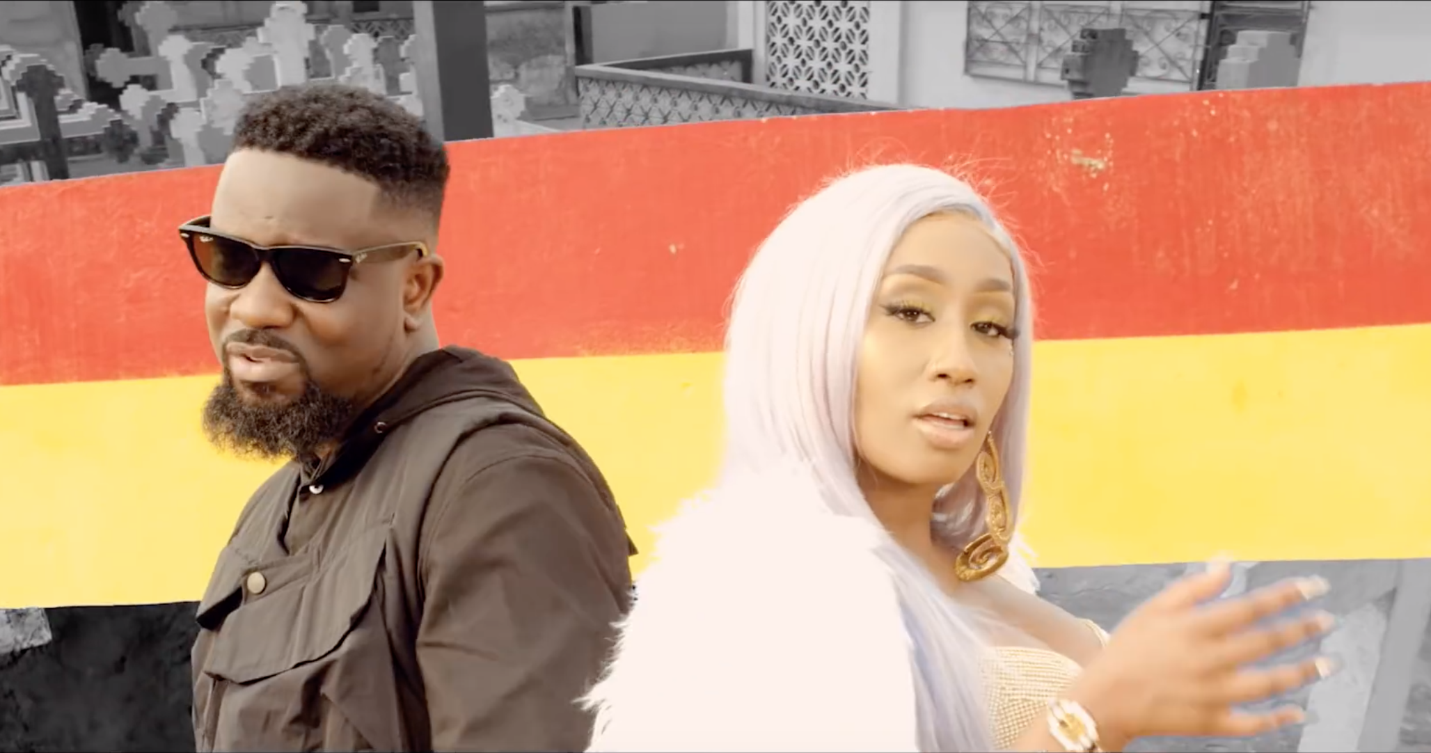 Sarkodie has the Most Amazing Fans in Africa – Victoria Kimani