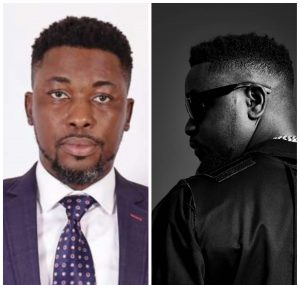 Sarkodie throws support behind A Plus' TPP Movement