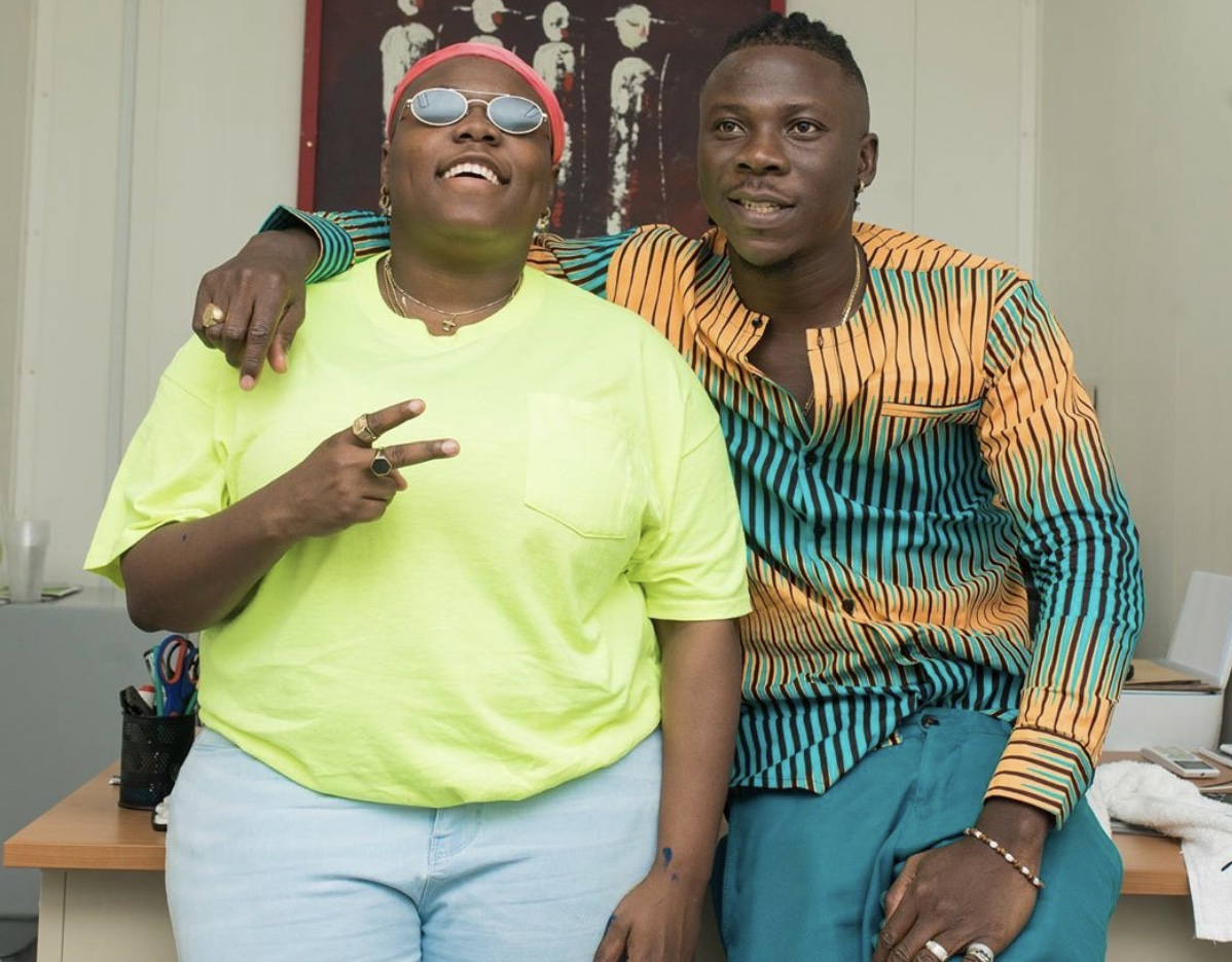 "I've always known I'll work with Teni – Stonebwoy talks about his new ""Ololo"" jam and how he got Teni on it."