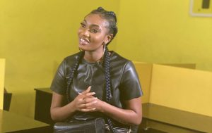 """I would love to have a feature with  Kofi  Kinaata & Stonebwoy"" – Wendy Shay"