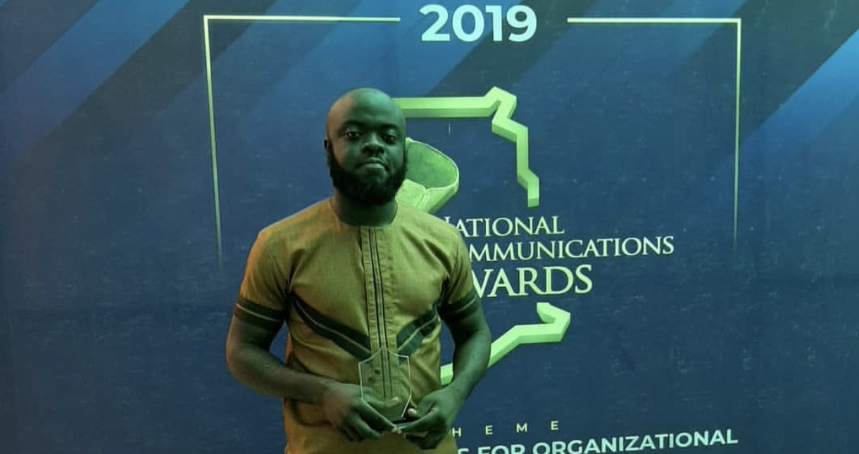 Kwadwo Sheldon Bags Content Creator Of The Year