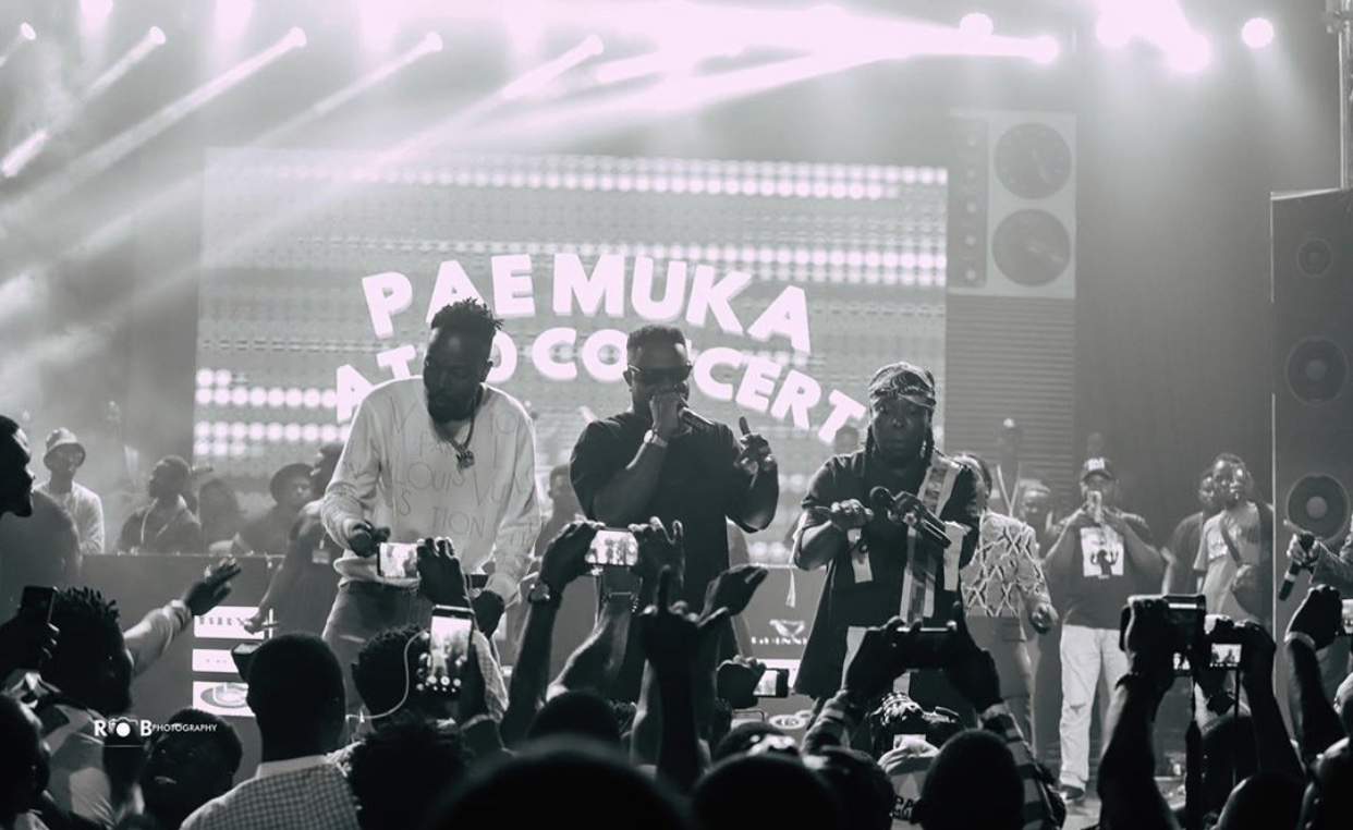 "Obrafuor Thanks Sarkodie, Reggie Rockstone, et al For Their Support at ""Pae Mu Ka @20"""