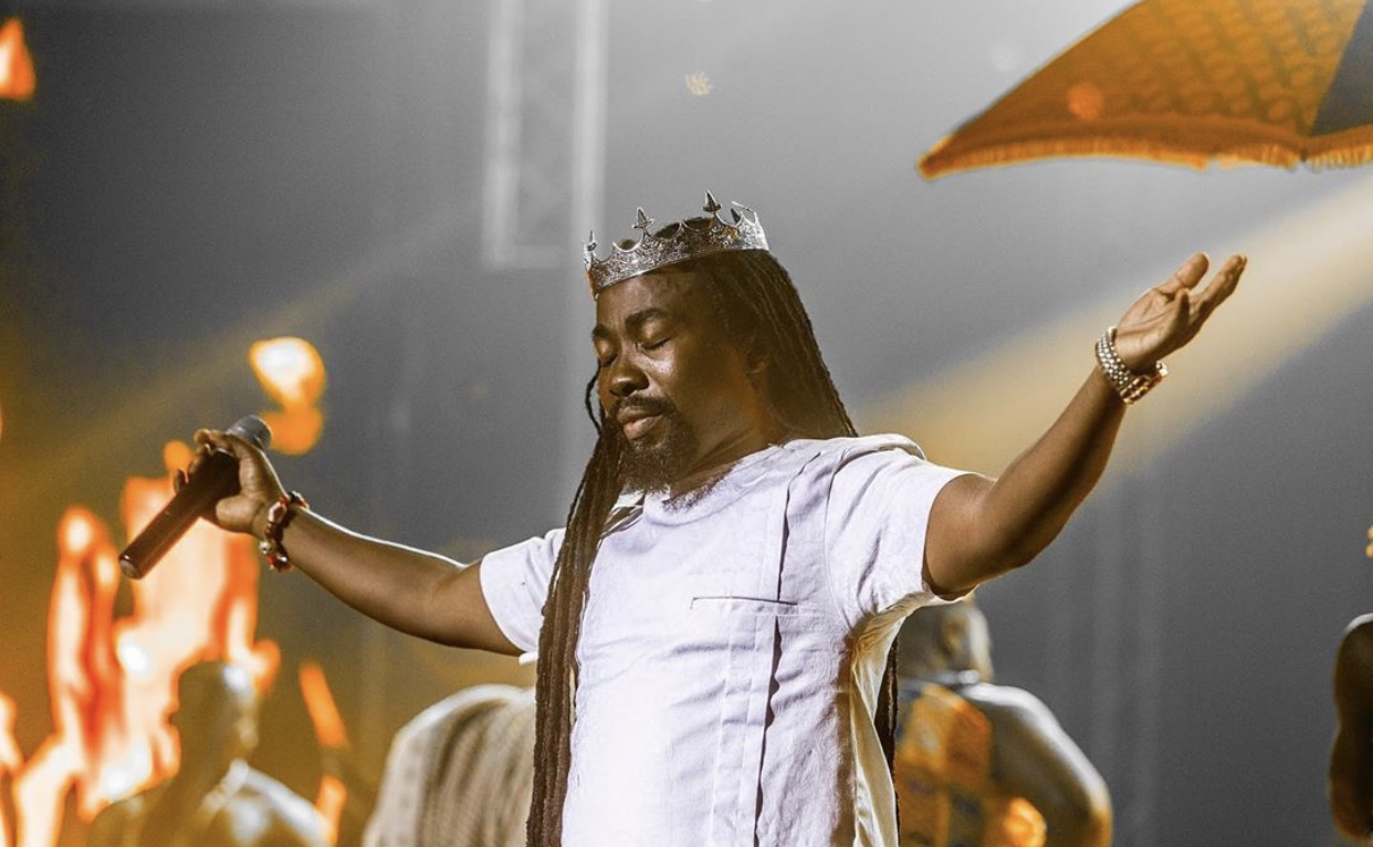 Reggie Rockstone Was the reason I took Pen and Paper to write Music – Obrafour