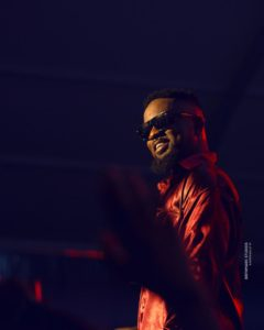 #Rapperholic2019 : The Unstoppable King Sark Made It Sarkcessful