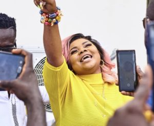 Empress Gifty to Launch Album this Year