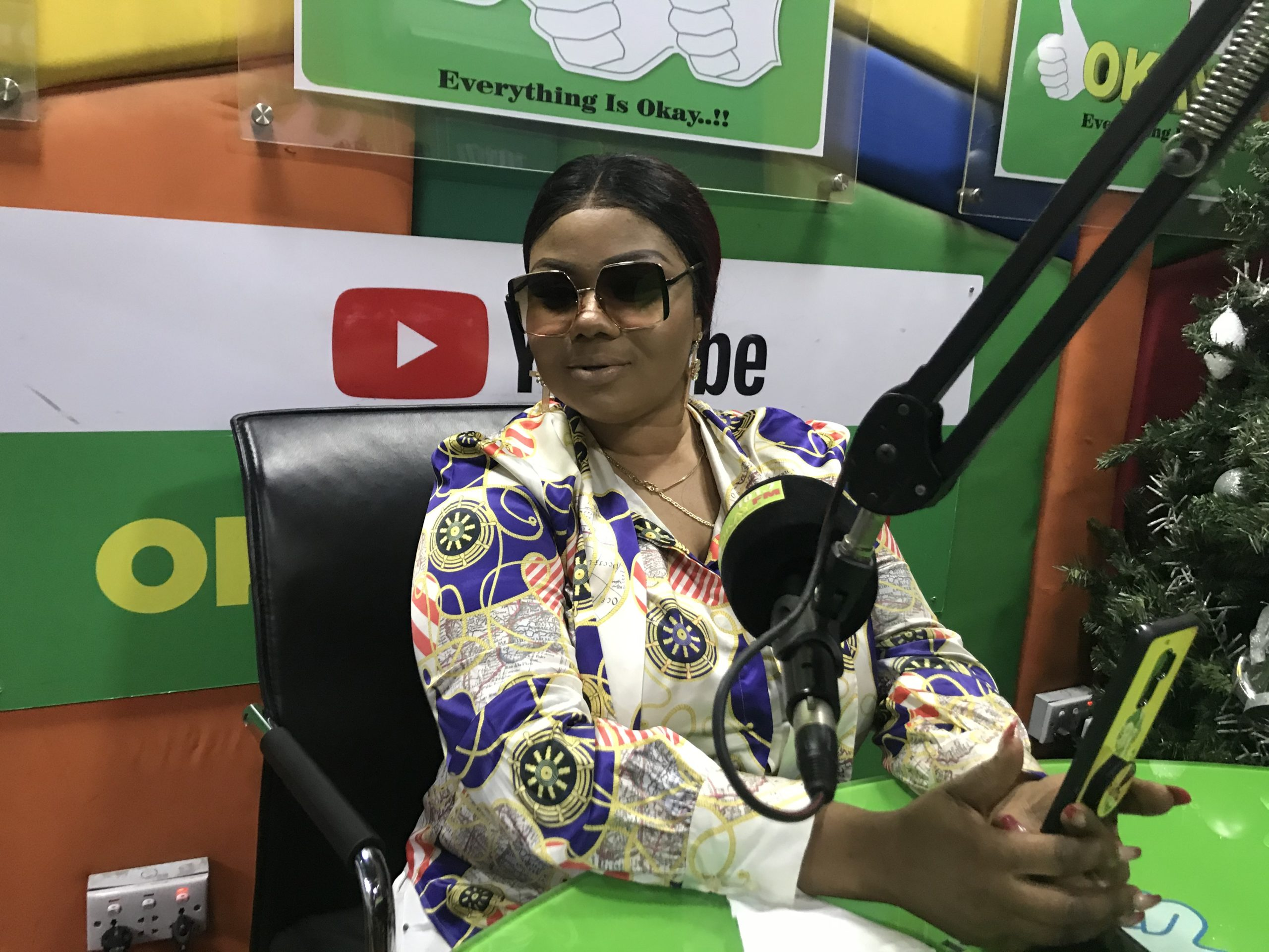 'My Low Pressure Is What Made Me Testify Through A Song' – Empress Gifty