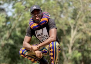 "Fuse ODG Set To Climax the ""Year of Return "" With A kente Party!"