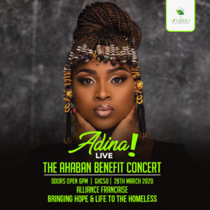 Adina teams up with Ahaban GLF for Benefit Concert!