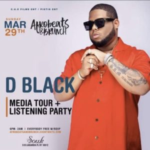 D-Black To Celebrate Ghana's 63rd Independence Anniversary In USA With Media Tour