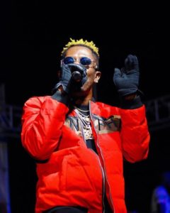 #FaithConcert : Shatta Wale Entertains His Fans With A Virtual Concert
