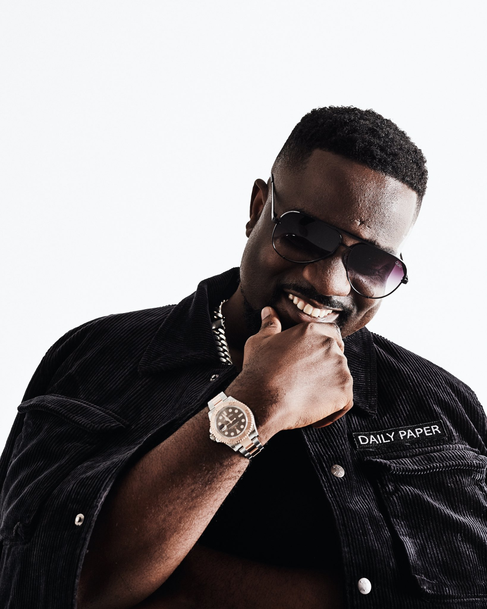 Sarkodie Appears on Billboard's Social 50 Chart For The Very First Time