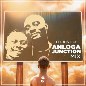 DJ Justice Releases Official Mix for Stonebwoy's 'Anloga Junction' Album