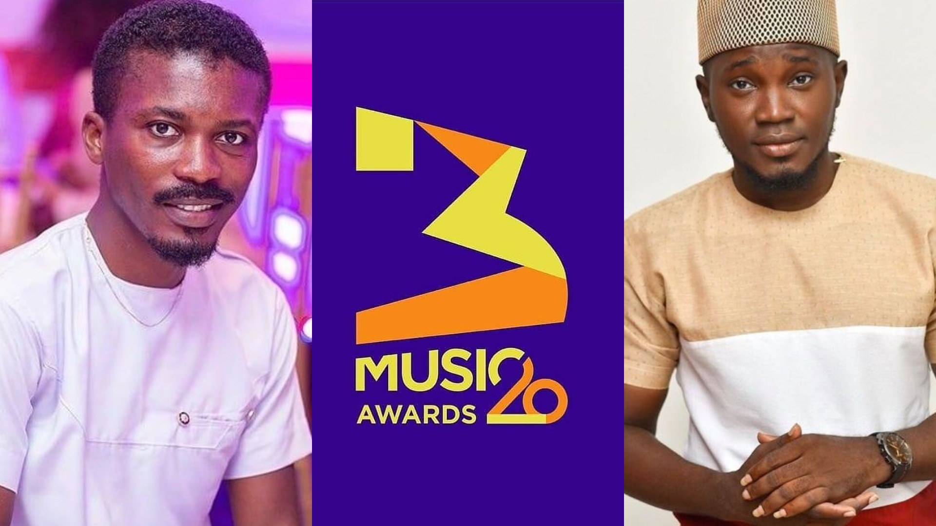 3MusicAwards20: OB Amponsah And Clemento Suarez Demonstrated They Were The Right Spices In The Flavour Room